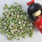 HACCP wholesale wasabi coated green peas snack