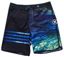 2018 Turtle Hurley Men's Phantom Beach Swim Pants