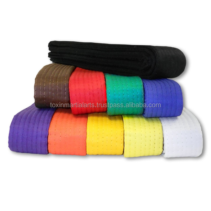 custom KARATE BELTS | MMA BELTS FOR JUDO KARATE TAEKWONDO AND BJJ FOR SCHOOLS AND GYMS