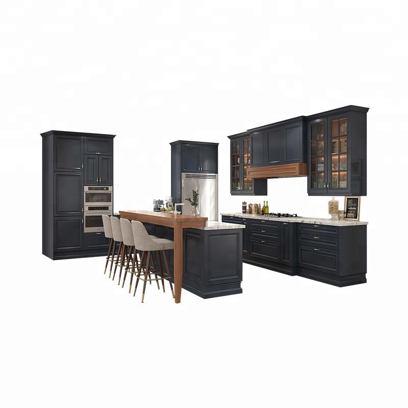 Mauritius Project <strong>Cabinets</strong> Apartments Individual Kitchen <strong>Cabinet</strong>