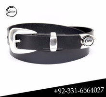 Hot Sale Custom Handmade cow leather belt fully handmade