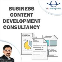 Business Content Development Consulting