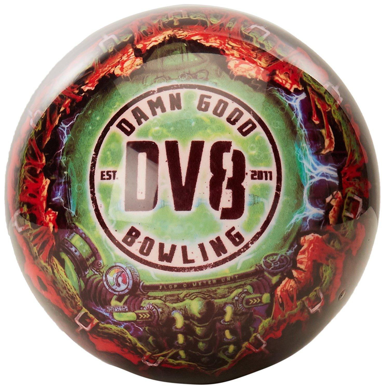 New Brunswick Bowling >> Buy New Brunswick Otb Zombie Head Spare Bowling Ball Viz A Ball 8 10
