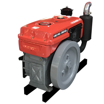 High quality  Diesel engine with single cylinder 24.5 HP hot product