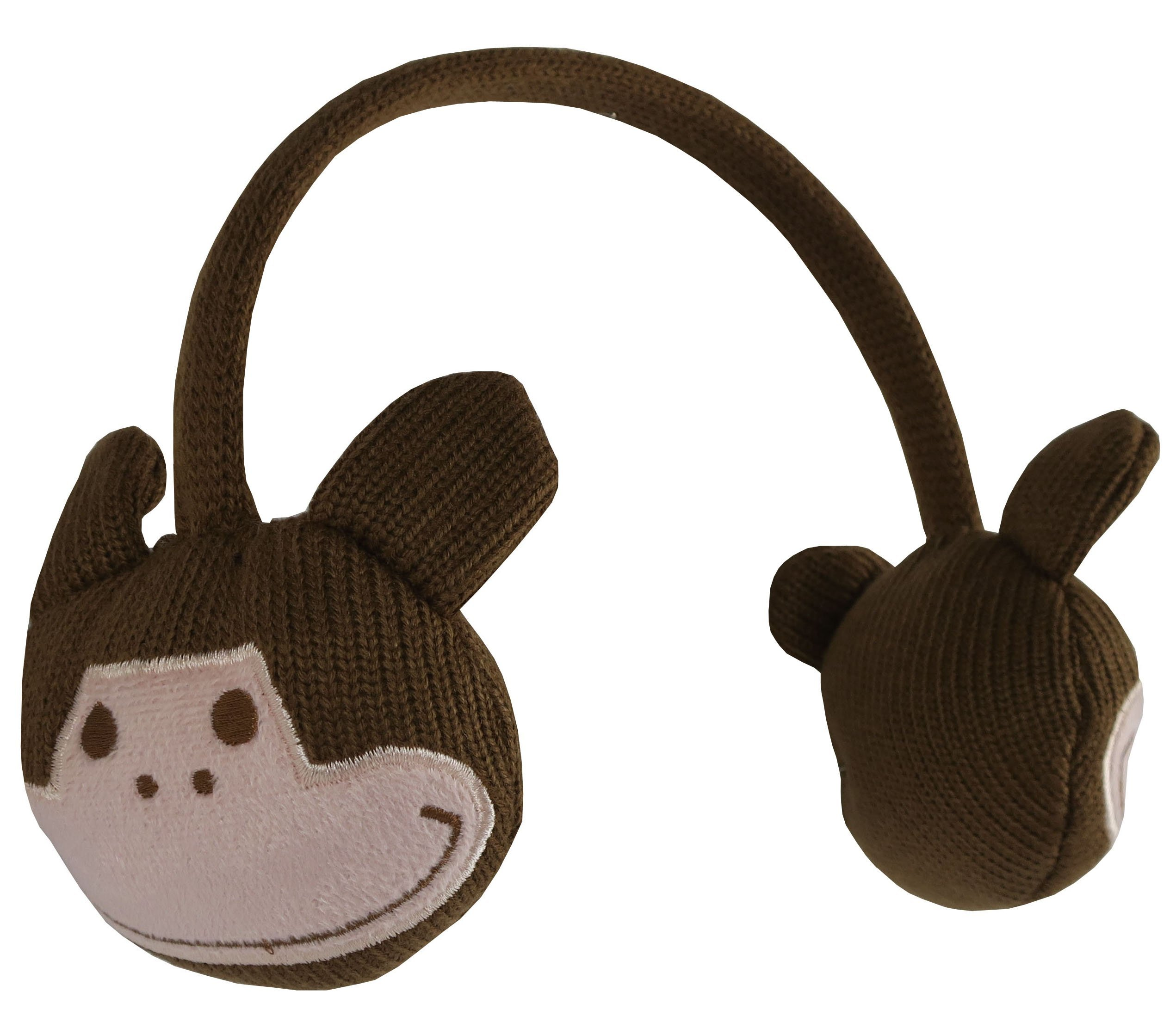 RUYA Unisex Winter Warm Earmuffs Thicken Faux Fur Thermal Ear Warmer Ear muff