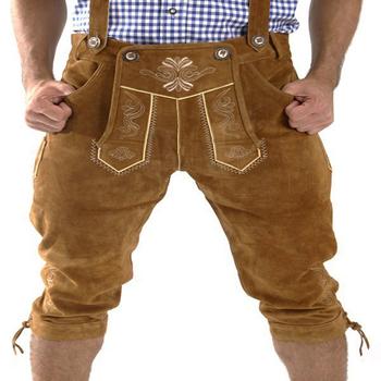 Neue Herren Bayerischen Ledhosen Braun Oktoberfest Lederhosen Alle Größen Buy Deutsch Lederhosenbayerischen Hoselange Hose,Deutsch Bayerischen