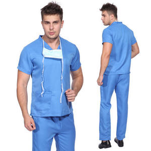men top quality scrubs.