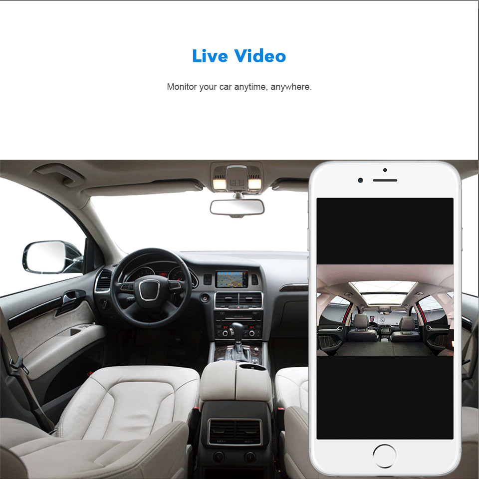 JC100 Smart Car Dash Camera with 2 Channel Recording and Wide Angle Camera,  View dash camera, OEM or JIMI Product Details from Shenzhen Jimi IOT Co ,