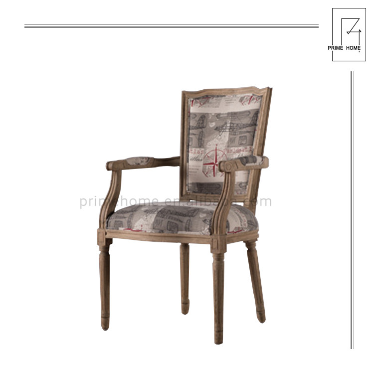 Newest Design Top Quality Simple Leather Dining Chair