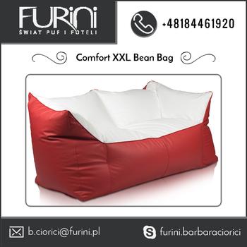 Pu Leather Giant Sofa Beanbag For