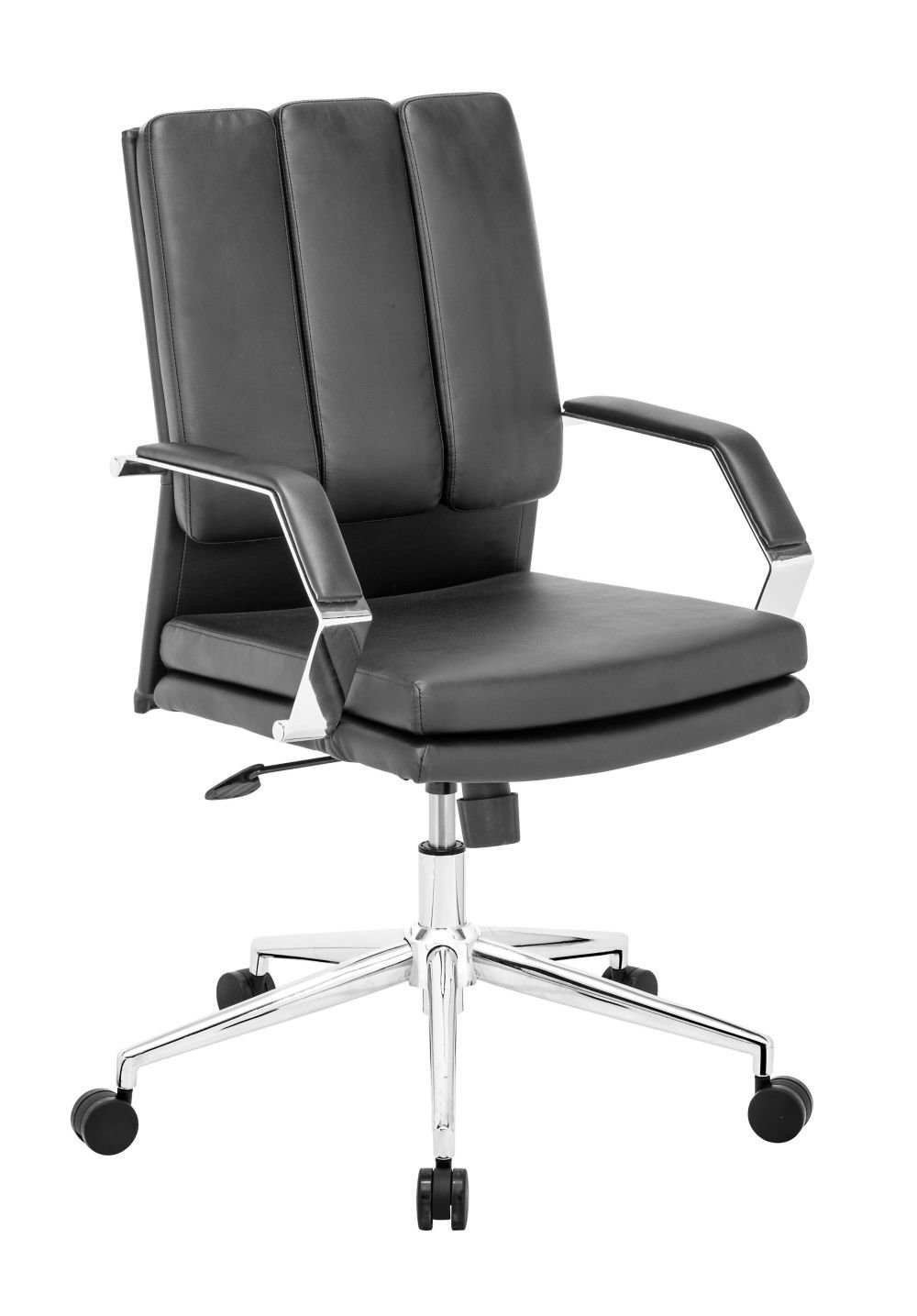 """Director Pro Office Chair Black Dimensions: 27.5""""W x 27.5""""D x 38-40.9""""H Weight: 41 lbs"""