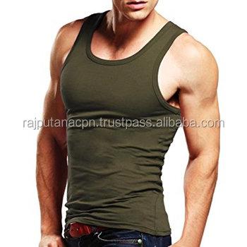 3d55a990b95d3 premium quality 100 cotton men a shirt undershirt wife beater muscle tank  top