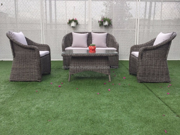 Cheapest Rattan 4 Seater Sofa Set Big Lots Outdoor Furniture Used