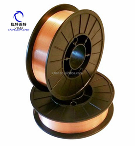 "WELDING WELD Wire 0.045 ""(1.1mm) diameter 15kgs packing best price plastic spool"
