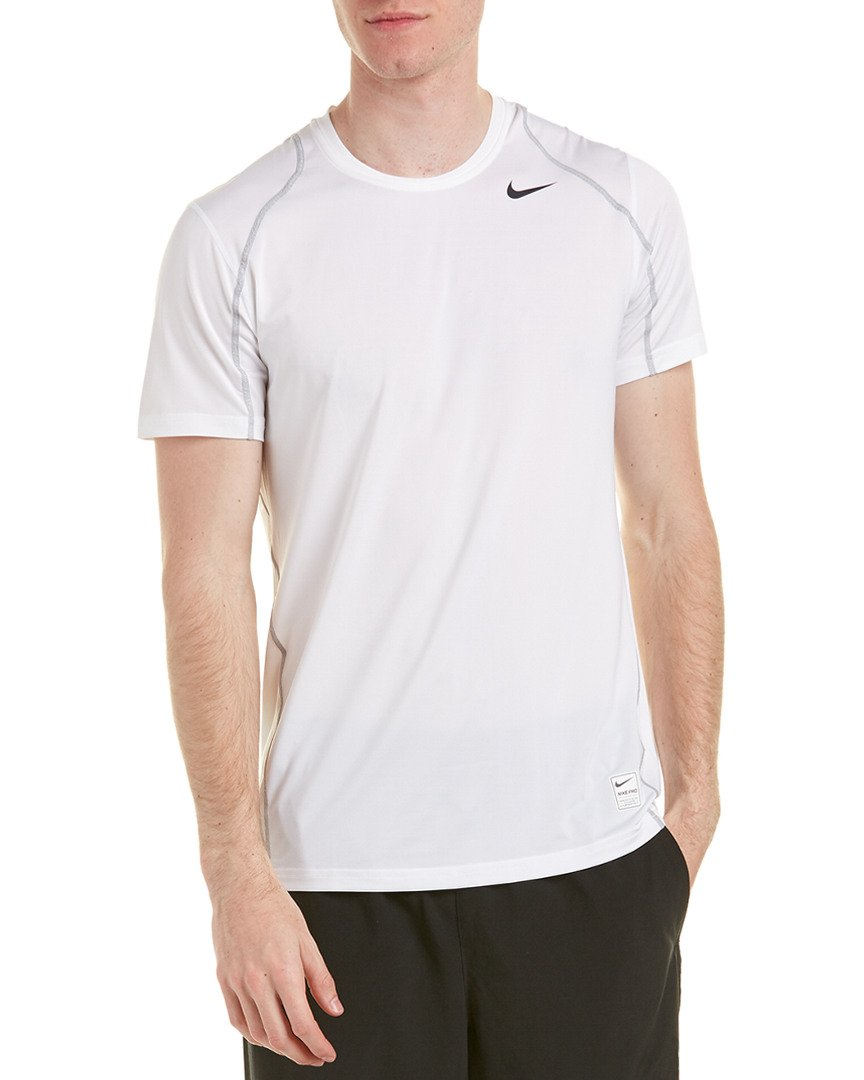 3f1f1ca12 Get Quotations · NIKE Men s Pro Fitted Short Sleeve Shirt