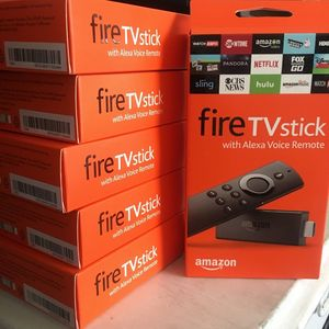 Amazon Fire TV Stick 4K Streaming Player with Alexa Voice Remote Firestick