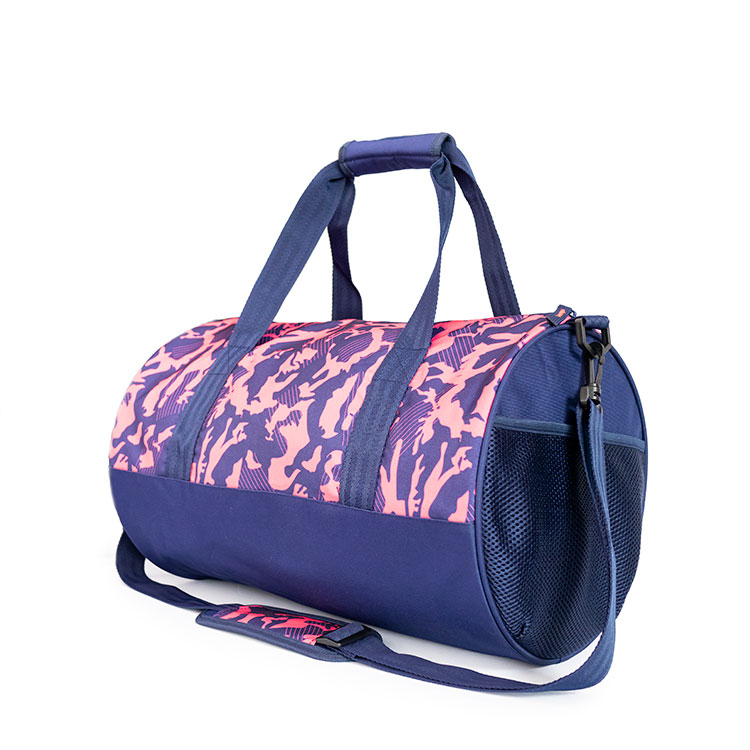 Custom canvas ladies duffle girls weekender  strong bags  strong  with logo 09a4947789c0d