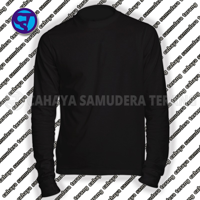 Plain or Customized Long Sleeve T Shirt 100% Cotton Accept Small Order