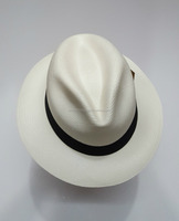 Genuine Fino Panama hat (Toquilla straw hat)