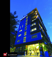 Trams Square Wellness Resort at Chiang Mai Thailand Prefab Hotel Room for Rent ans Sales