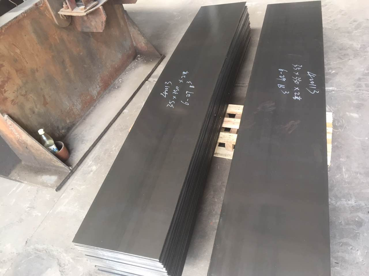 AISI 420A, 420B, 420, 420C, and 420D martensitic stainless steel plate