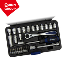Quinnco 29-PC 13mm Mini Gaan Door Auto Hand Tool <span class=keywords><strong>Set</strong></span> Gemaakt In Taiwan