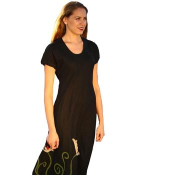 Flower Women 100% Linen Dress Plus Size Clothing - Buy Linen Dress,Women  Dress,Plus Size Women Clothing Product on Alibaba.com