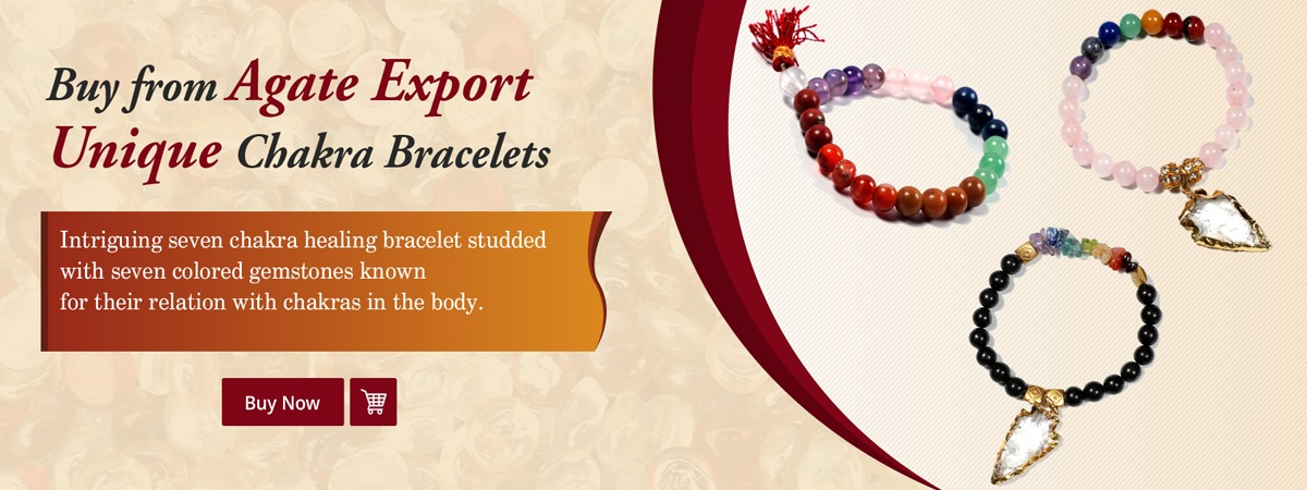 AGATE EXPORT - Wholesale, Metaphysical Chakra Items