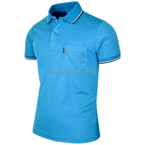Export Oriented Fashion Best Quality 100% Cotton Men's New Polo Shirts