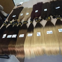 BEAUTIFUL OMBRE COLOR REMY HAIR,100% HUMAN HAIR, NO SYNTHETIC HAIR