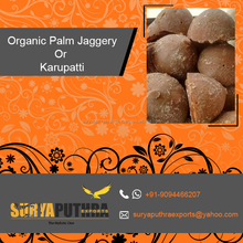 Organic Pure and Fresh Jaggery Export Quality