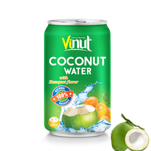 100% Young Coconut Water With Pulp In Glass Bottle 290300 Ml From Thailand