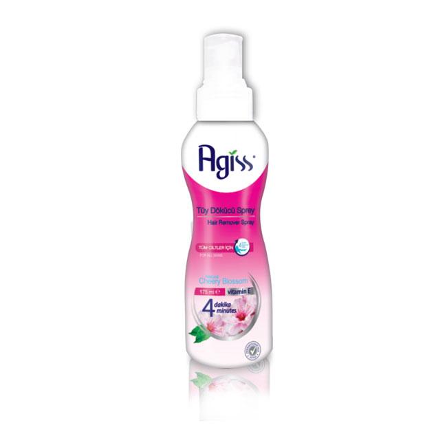 Agiss Hair Remover Spray For Men Or Women Buy Hair Removal Depilatory Hair Remover Spray Product On Alibaba Com