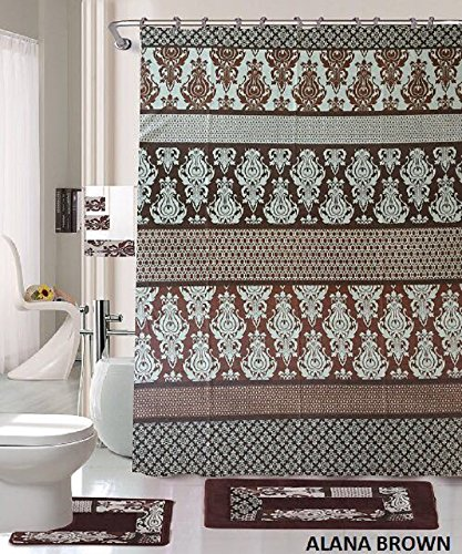 Blue And Brown Bath Rugs Find