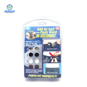 Perfect Fit Instant Button - Adds an Inch to Any Pants Waist In Seconds TV  button