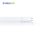 China supplier factory use Glass Type B single-ended T8 tube LED lights