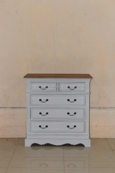 Jepara Furniture-York Chest 5 Drawer-Indonesia Furniture
