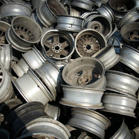 High Quality Aluminium Car Alloy Wheels Scrap at low price for sale