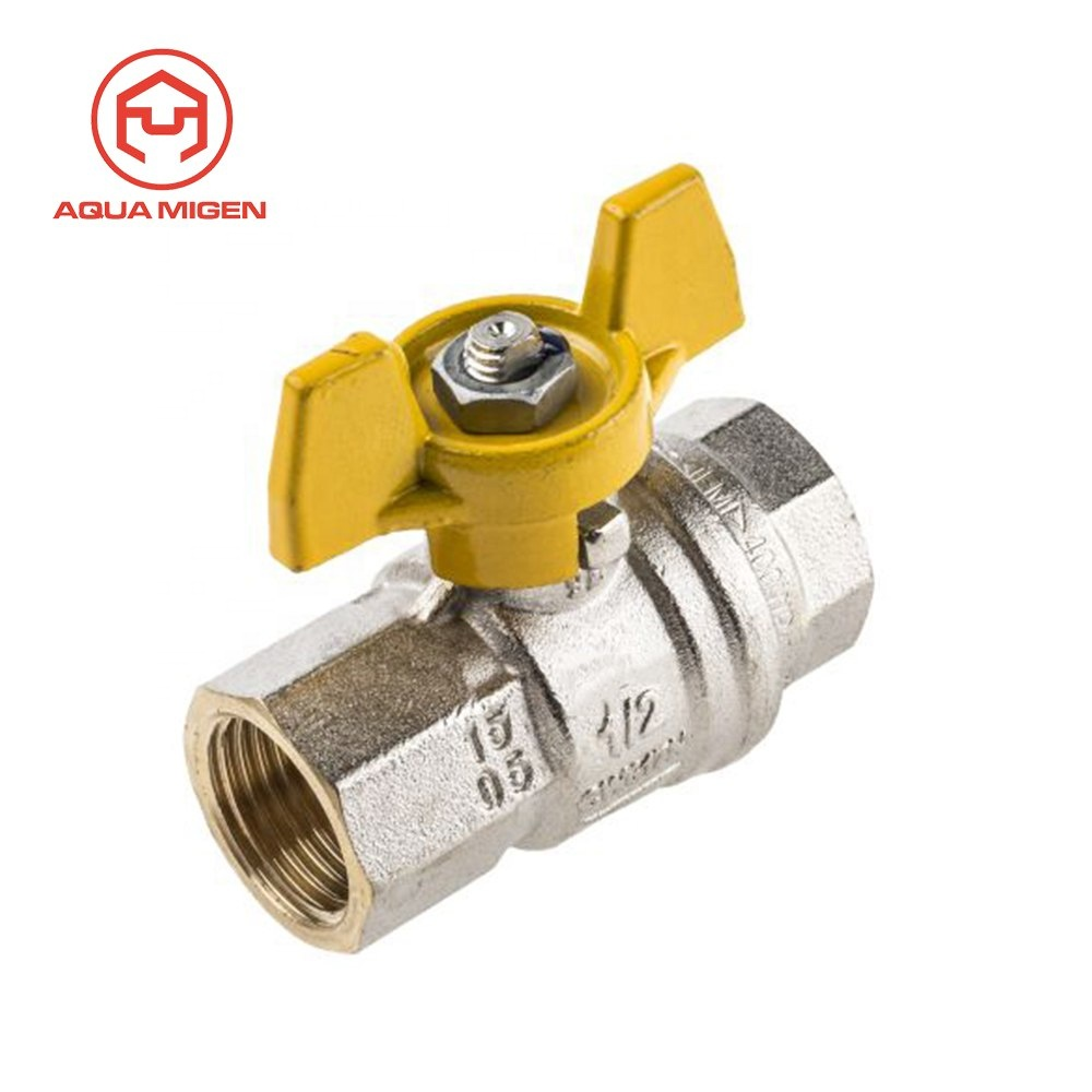 "DN50 G2/"" Size Female Reducer Ports 304 Stainless Steel one-piece Ball Valve"
