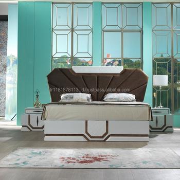 Girls Okyanus Bedroom Set White Color Mdf Painting Buy Girls Bed - Girls-bedroom-sets-painting