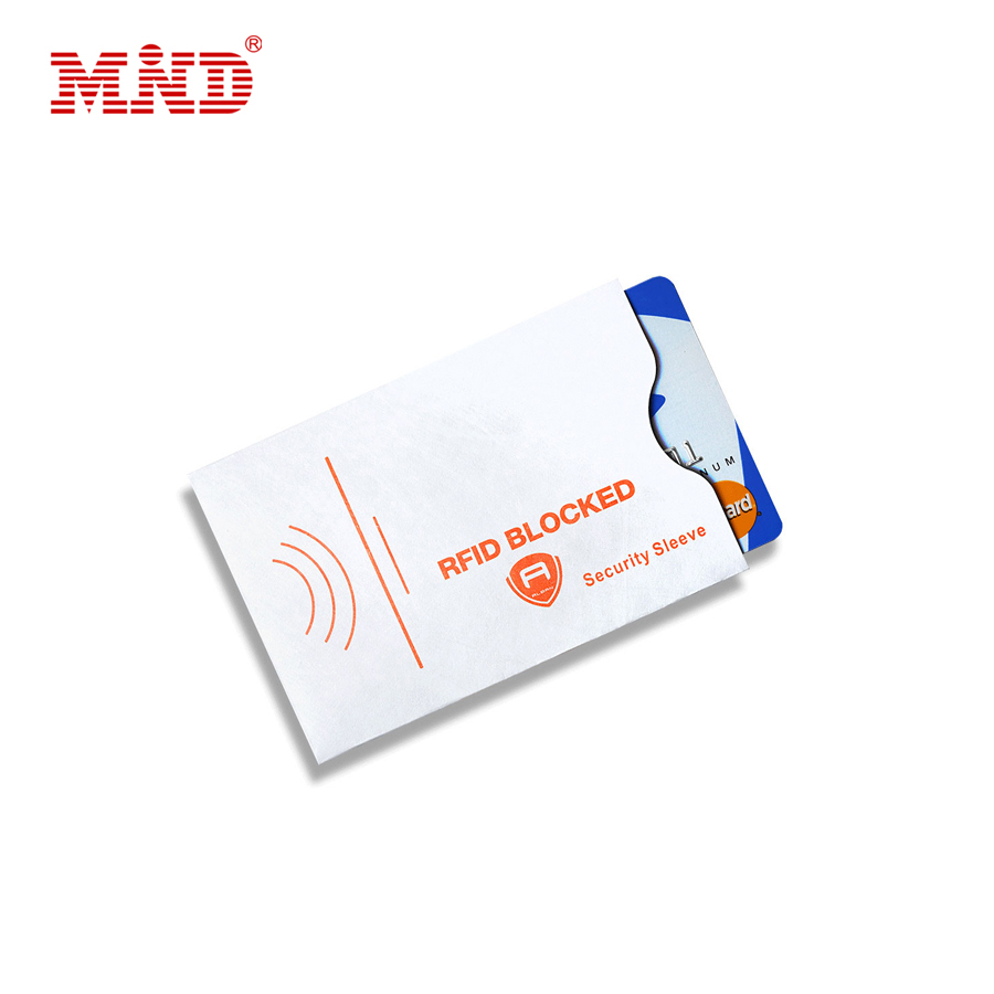 บัตรเครดิตและ Bank Card Protector Rfid การ์ดโมดูล - Buy การปิดกั้น