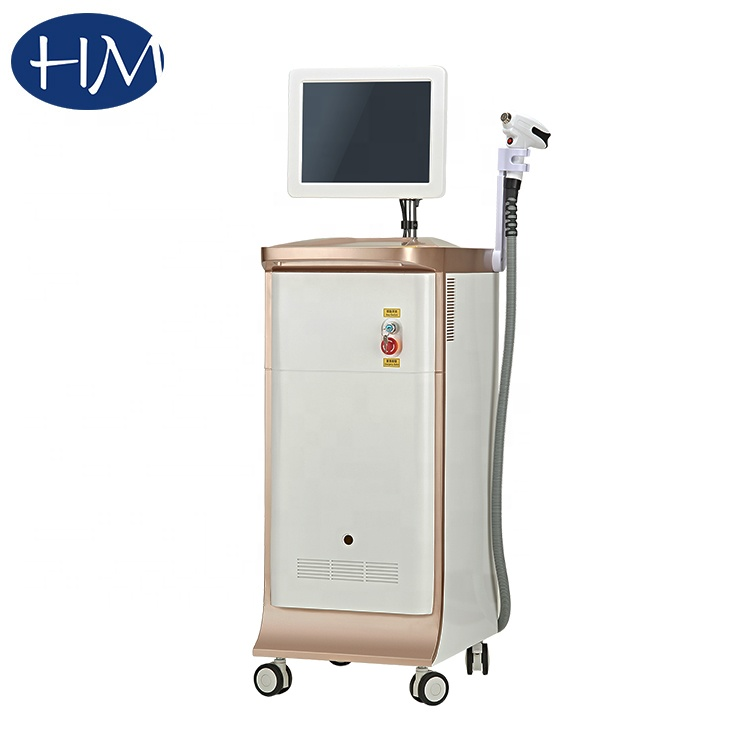 Diode-laser-hair-removal 808nm Diode Laser Ontharing Review Waxen Machine Diode Laser In Motion Haar verwijdering Machine