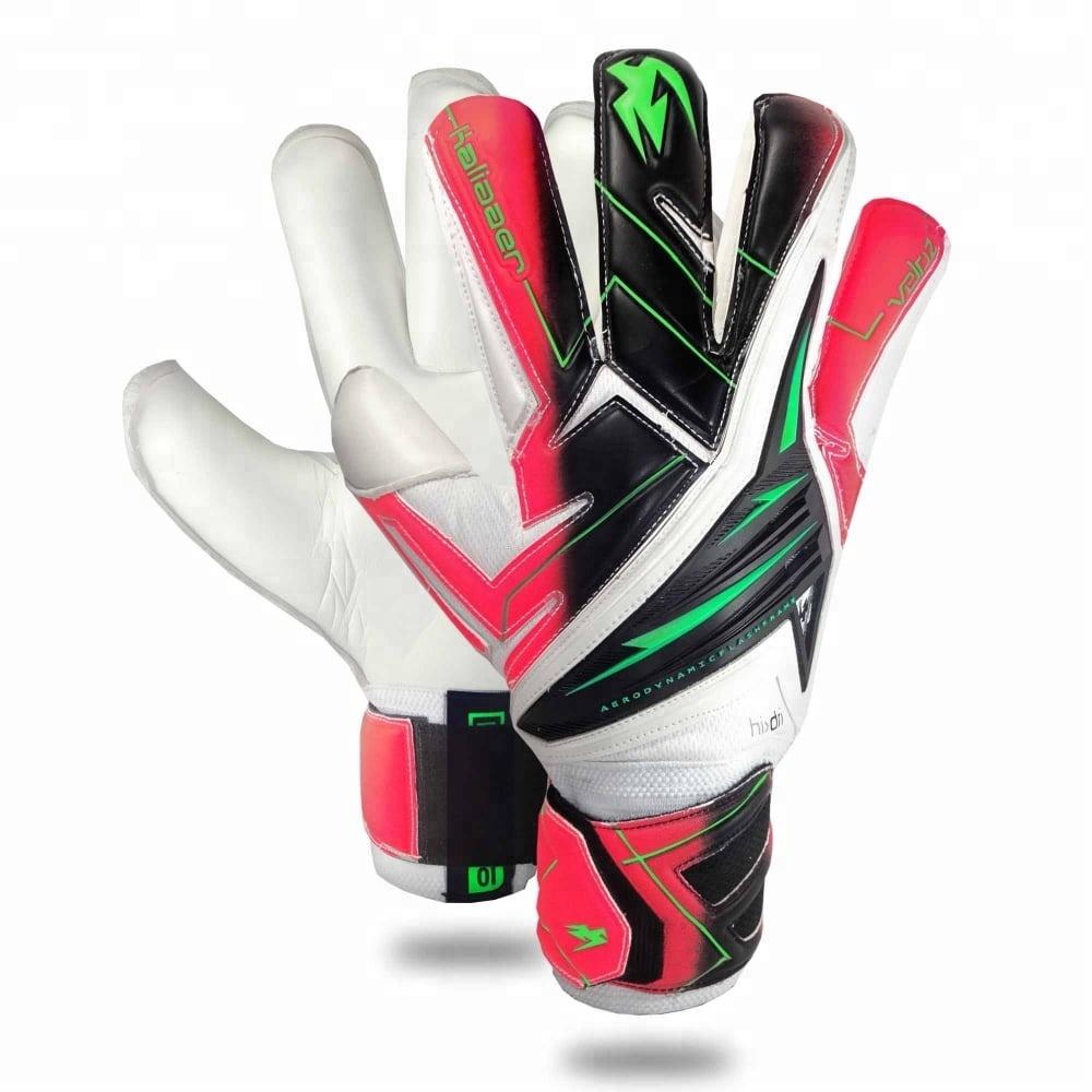 Goalie Gloves Youth Kids Adult Goalkeeper Gloves 3d Tech Punch Zone