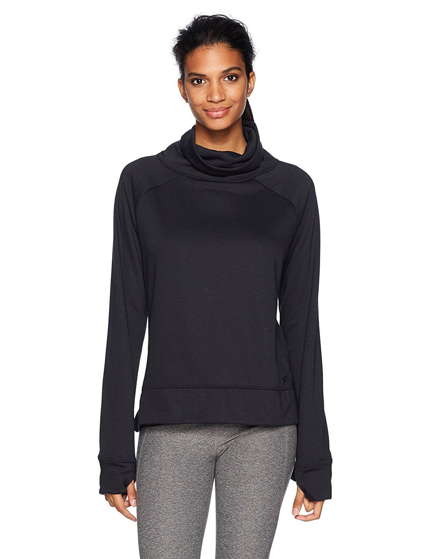 Saucony Women's Funnel Neck Sweatshirt