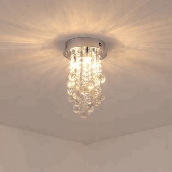 Small Fancy Modern Ceiling Lighting on Living Room Hallway ...