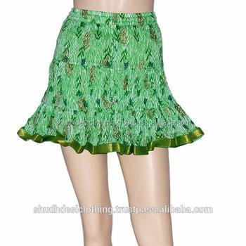 323dac943 Playa De Algodón Envoltura Alrededor De Las Faldas Ladies Short Mini Micro  Faldas Pareo - Buy Abrigo De Algodón Faldas De Las Señoras,Algodón ...