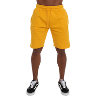 100% cotton men's sweat shorts blank high quality beach shorts Wholesale Blank Sweat Casual Shorts Wholesale Cotton Sweat shorta