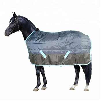 Horse Stable quilted rug oxford 420