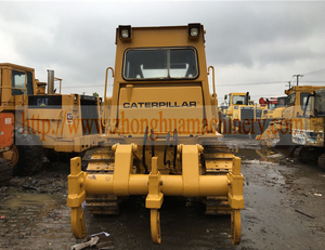 Used caterpillar Bulldozer Cat D6D With Ripper/Caterpillar D5 D6 D7 D8 D6D  Bulldozer/Cat D6D D6G D7G D8K Track Dozer LOW Price
