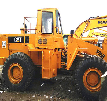 Construction Equipment For Hot Sale Used Cat Wheel Loader 950b Made In  Japan / Usa - Buy Construction Equipment For Hot Sale,Japanese Wheel Loader
